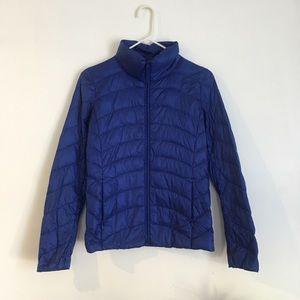 UNIQLO Ultra Light Down Compact Jacket Blue